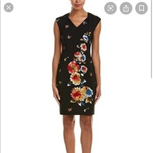 Tahari women's Floral dress
